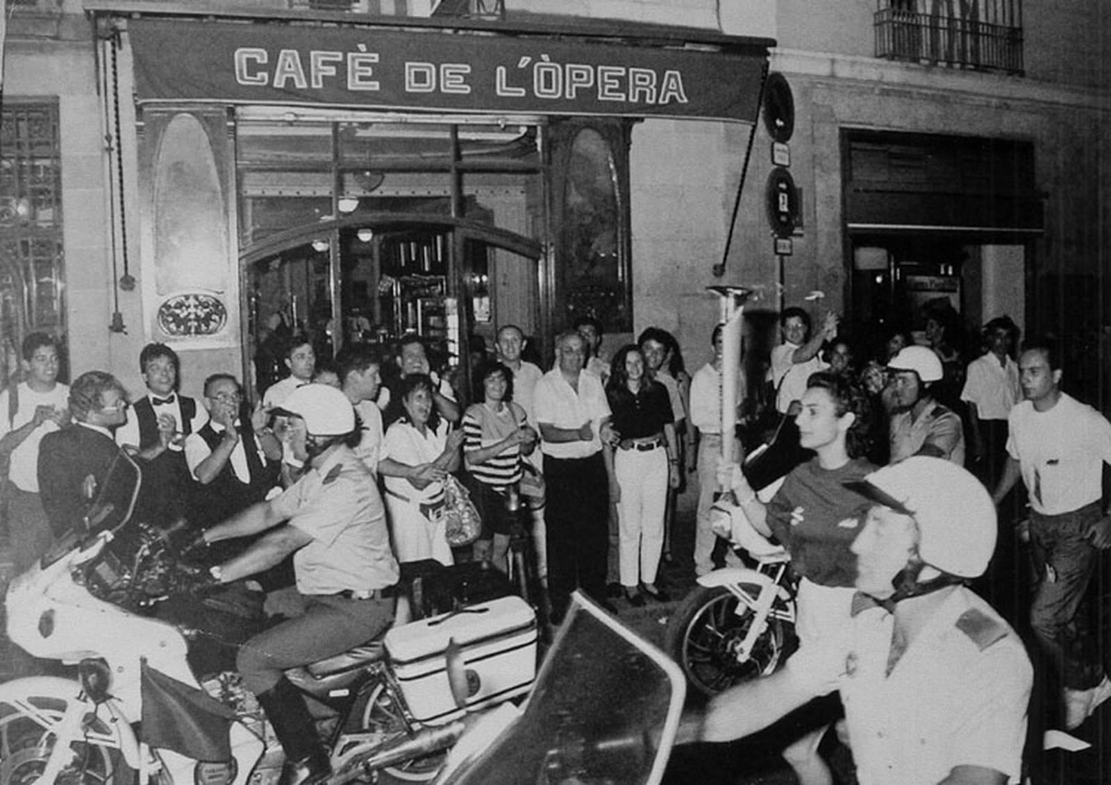 CAFE DE L΄ OPERA