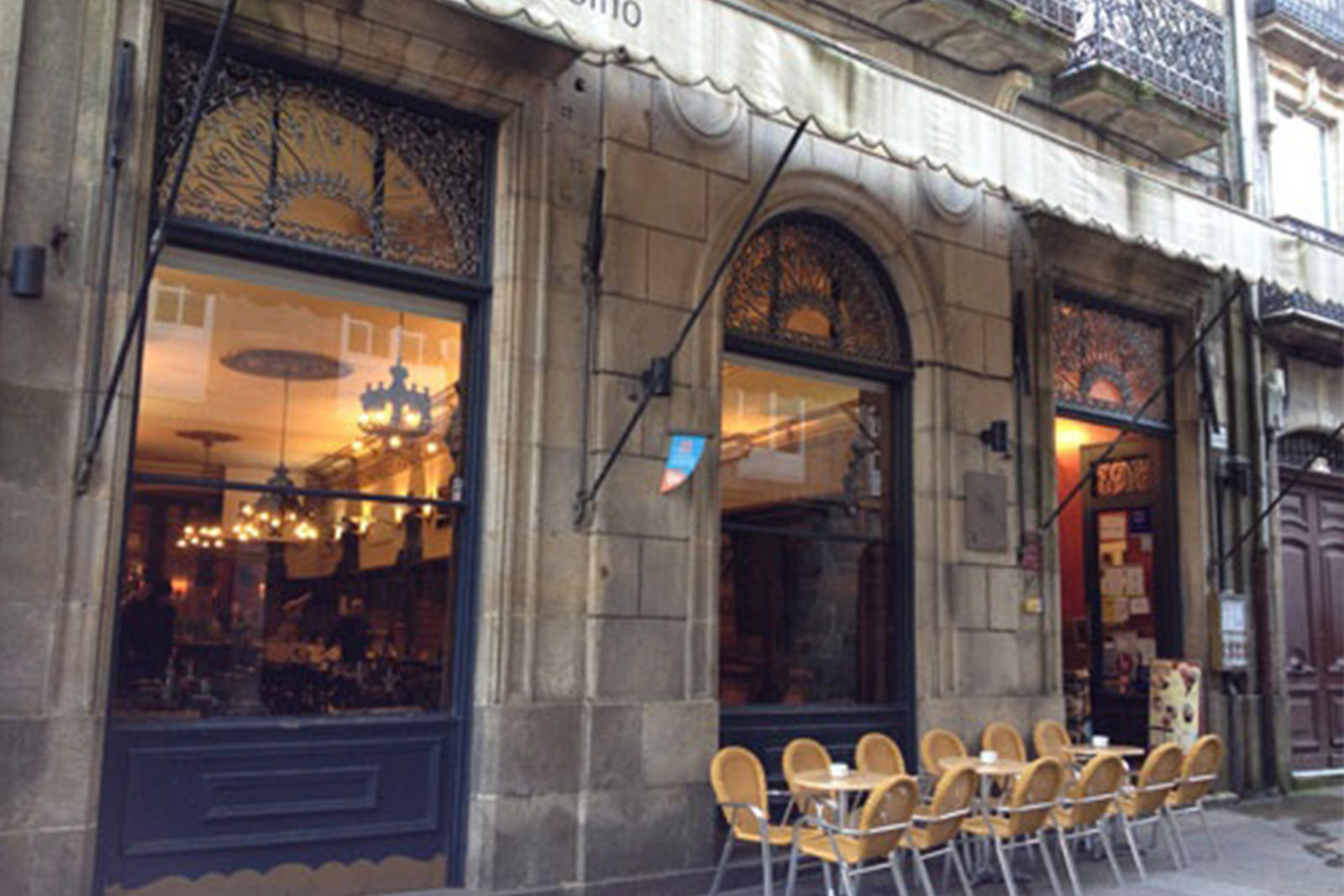 European Historic Cafes Association Cafe Casino