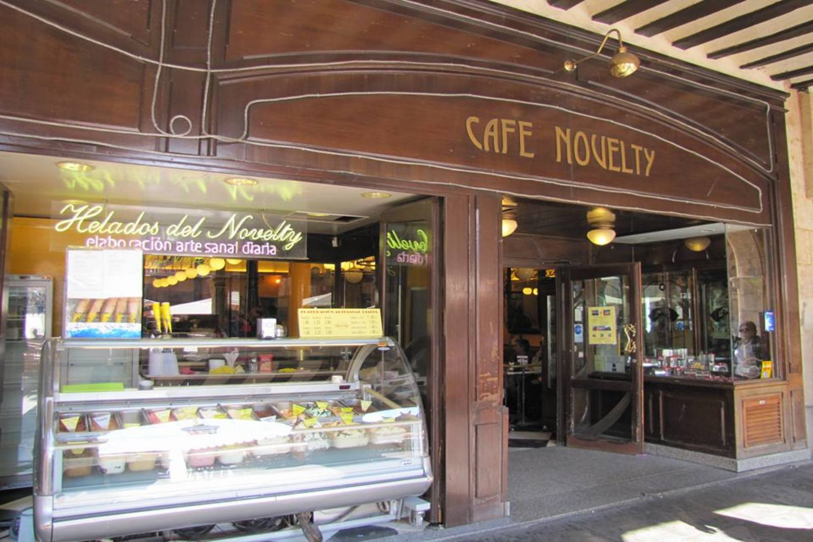 CAFE NOVELTY