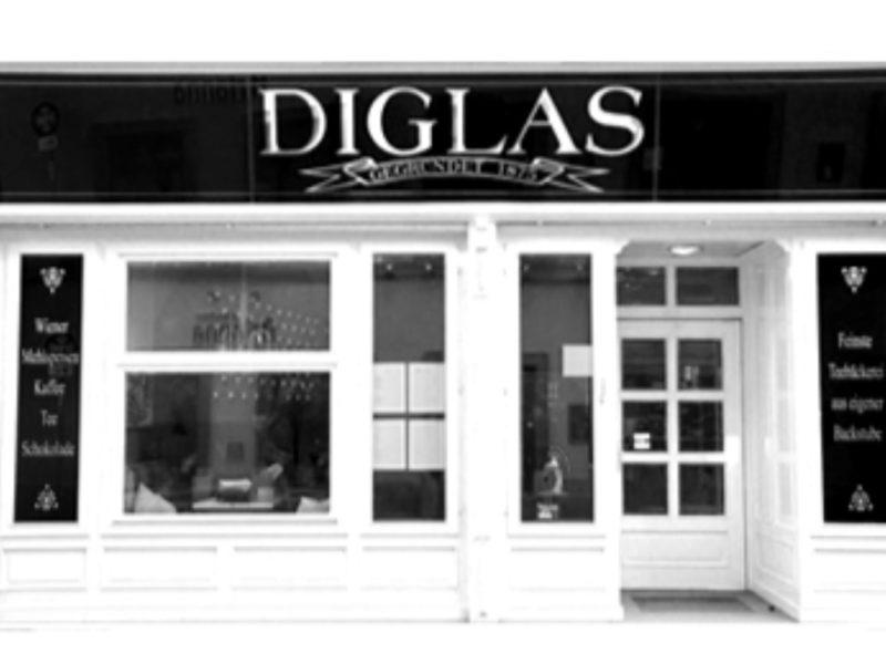 Café Diglas am Fleischmarkt 1