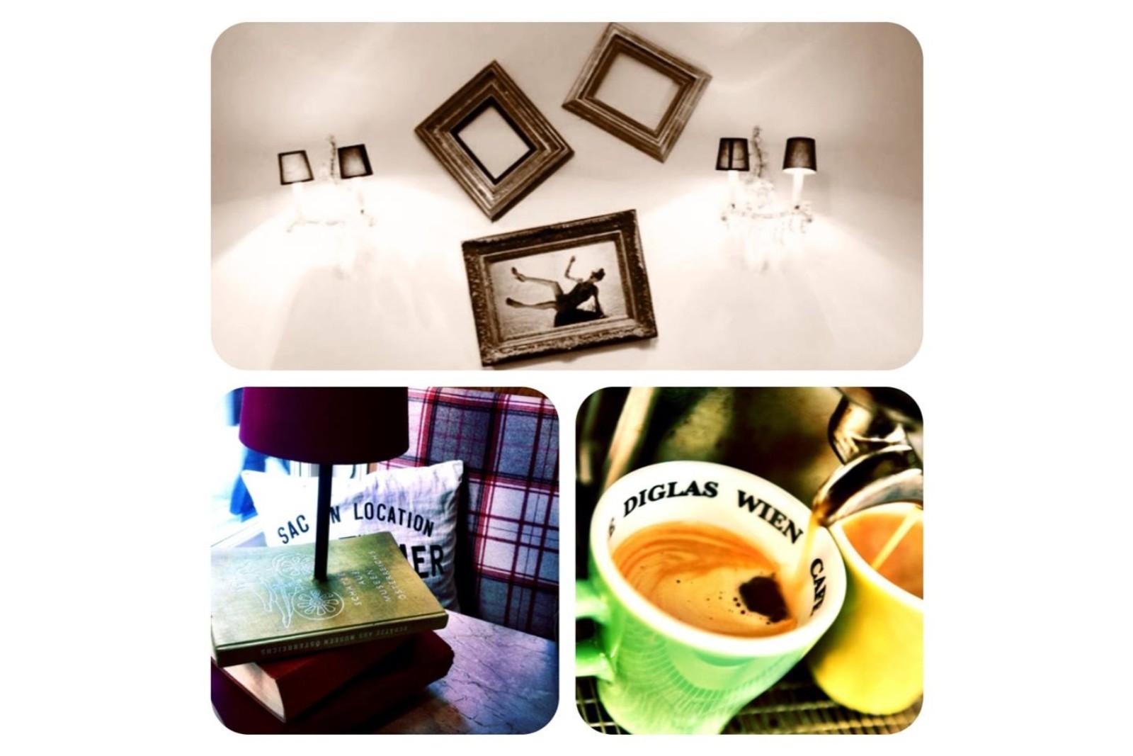 Café Diglas am Fleischmarkt 2