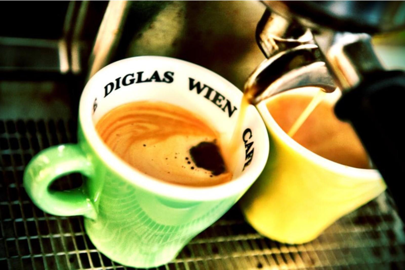 Café Diglas am Fleischmarkt 3