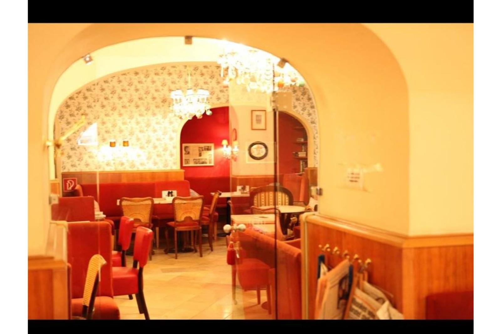 Café Diglas am Fleischmarkt 5