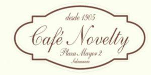 novelty logo